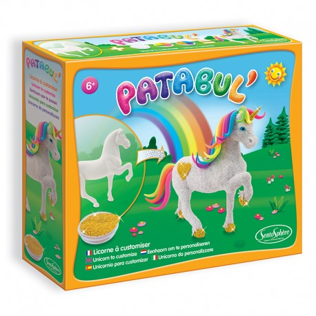 Patabul' Licorne à Customiser