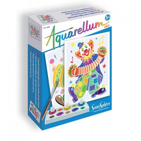 Aquarellum Mini Clowns