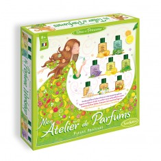 Mon Atelier de Parfums : Fleurs Fraîches
