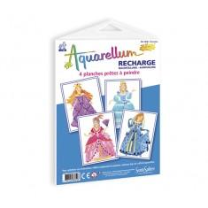 Recharge Aquarellum Junior Princesses