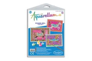 Recharge Aquarellum Fonds Coralliens