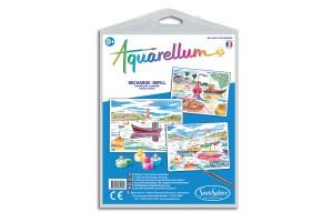 Recharge Aquarellum Ports de Pêche
