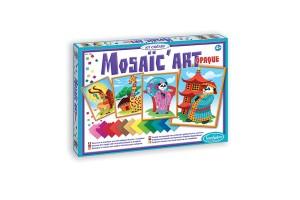 Mosaïc'Art Opaque Animaux exotiques