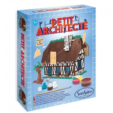 Petit Architecte Maison Normande