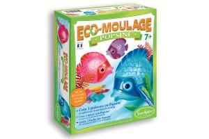 Eco-moulage Popsine - Les Poissons Tropicaux
