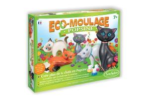 Eco-moulage Popsine - Les Chats et Chatons