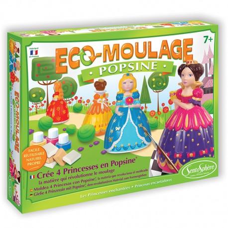 Eco-moulage Popsine - Les Princesses