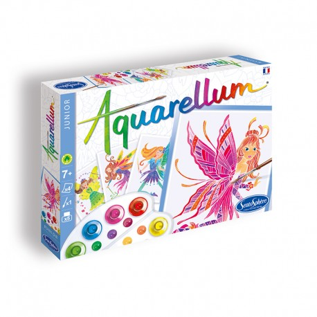 Aquarellum Junior Fées