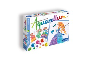 Aquarellum Junior Princesses Fleurs