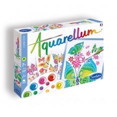 Aquarellum Junior Papillons & Fleurs