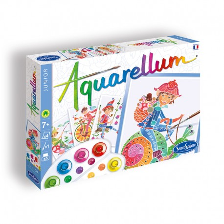 Aquarellum Junior Lutins