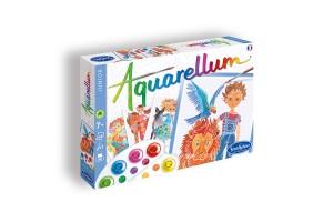 Aquarellum Junior  L'Enfant et la Bête