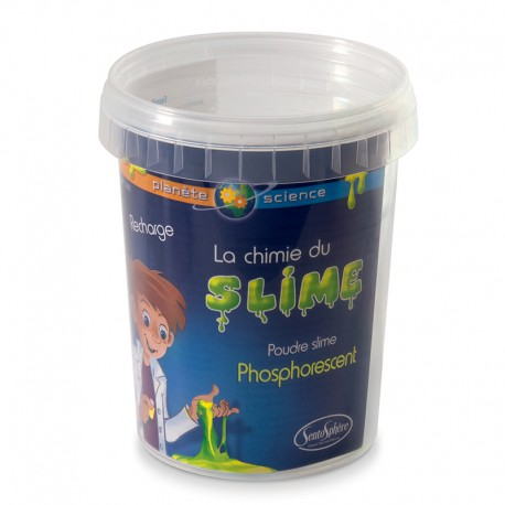 Recharge Slime Phosphorescent