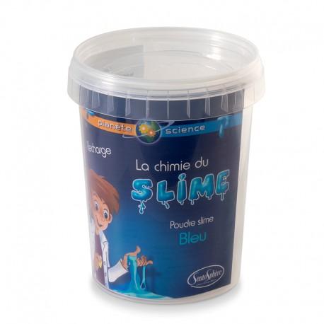 Recharge Slime Bleu