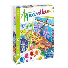Aquarellum Phospho 20 000 lieues sous les mers