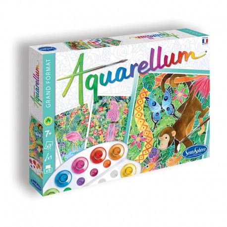 Aquarellum Paysages Tropicaux