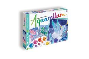 Aquarellum Pegases