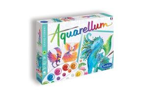 Aquarellum Animaux Mythiques