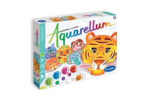 Aquarellum & Masques Animaux