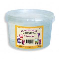 Pot de 400 ml de gel cristal