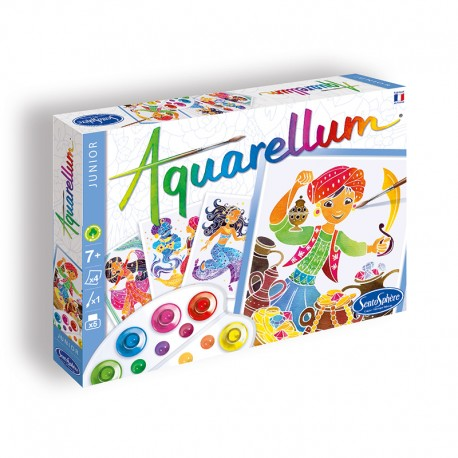 Aquarellum Junior Aladin