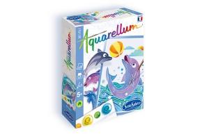 Aquarellum Mini Dauphins