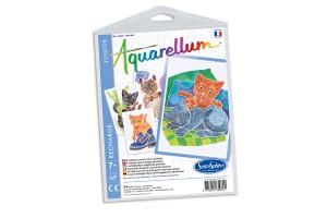 Recharge Aquarellum Junior Chatons