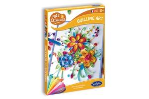 Art & Créations Quilling Art - Au cœur des fleurs