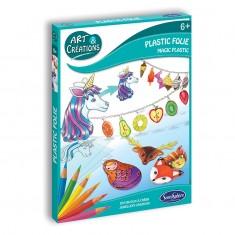 Plastic Folie - Bijoux