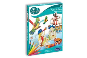 Art & Créations Plastic Folie - Pirates