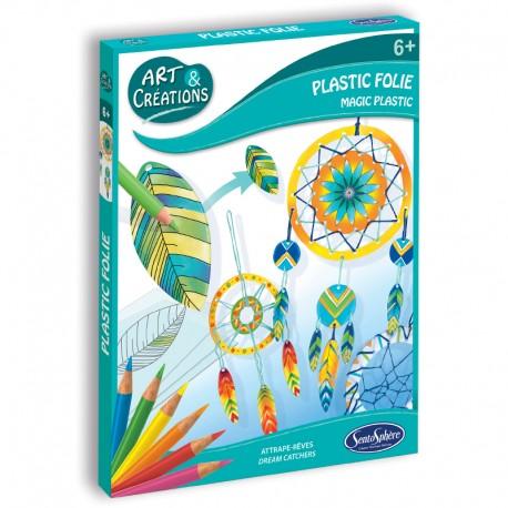 Art & Créations Plastic Folie - Attrapes Rêves