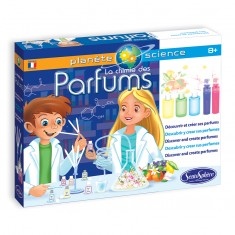 La Chimie des Parfums