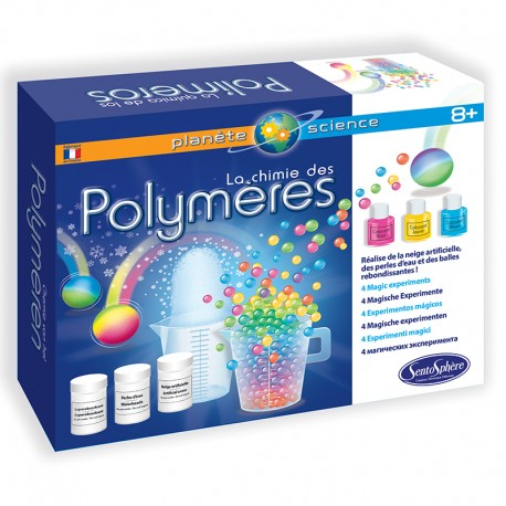 La Chimie des Polymères