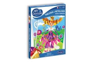 Art & Créations Tableaux à Métalisser - Princesses