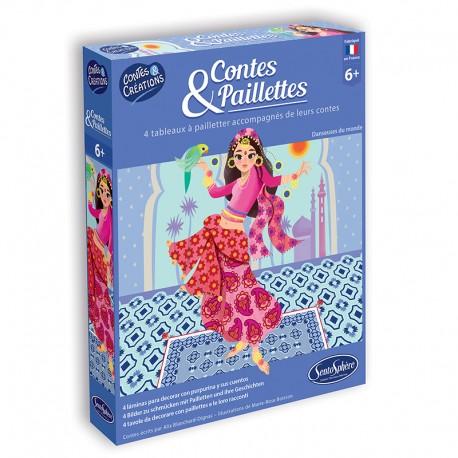 Contes & Paillettes - Danseuses