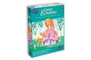 Contes & Paillettes - Princesses