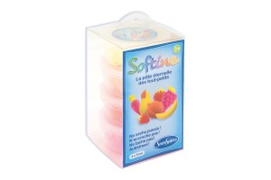 Recharge Softine 4 pots Couleurs Chaudes