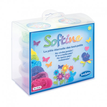 Recharge Softine 8 pots