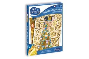 Art & Créations Tableaux à Métalliser - TABLEAUX A METALLISER - A la manière de Gustav Klimt