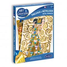 Tableaux à Métalliser - A la manière de Gustav Klimt
