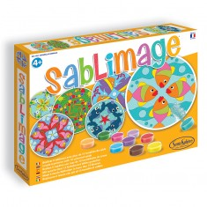 Sablimage Mandalas Animaux