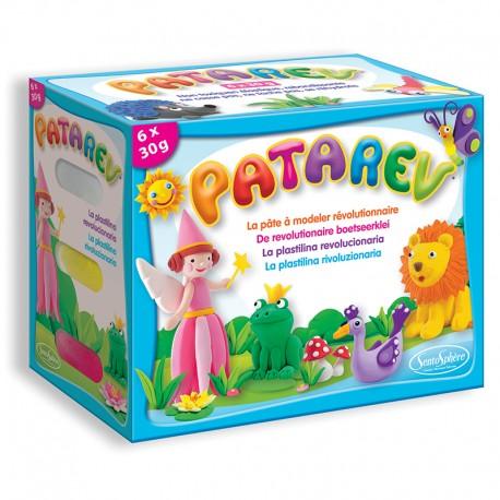 Patarev Coffret 6 pots