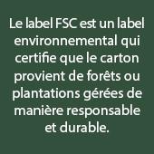 FSC - explication
